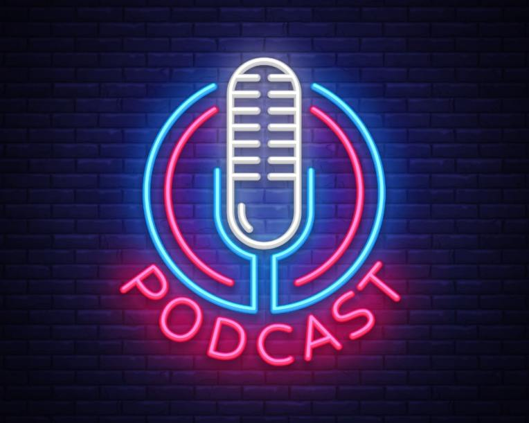 Neon-podcast-logo